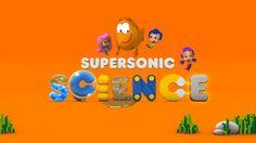 Nick Jr. Rebrand by Ryan Moore, via Behance