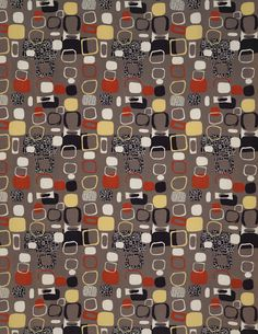 Untitled (Pebbles) by Jacqueline Groag, ca. 1952. Manufactured by David…