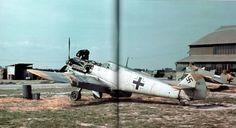 Messerschmitt Bf 109 Flown by Leutnant Walter Blume, pin by Paolo Marzioli