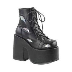 Demonia Gothika 50 Ankle Boot (Women's) rZM8Wxx
