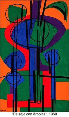 AREL-ARTE: LUIS SEOANE: RESPUESTAS American Art, Flora, Abstract Art, Drawings, Picasso, Painting, Inspiration, Google, Printmaking