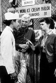 The Many Loves of Dobie Gillis Dobie Gillis is an average teenager living in average Central City with an average desire--girls! He lusts after many nubile women, notably Thalia Menninger. Rivals for affection include rich playboys Milton Armitage and Chatsworth Osborne, Jr. Dobie is fortunate to have loyal friends--beatnik Maynard G. Krebs and super-intelligent Zelda Gilroy, who knows Dobie is meant for herself one day.