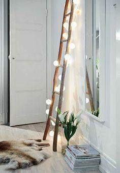 ideas-decorar-habitacion-luces (8) | Curso de organizacion de hogar aprenda a ser organizado en poco tiempo