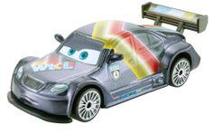 Les fans de Cars retrouveront Flash McQueen dans ses nouvelles aventures japonaises ! En brillant dans le noir et avec leurs carrosseries aux effets phosphorescents, ces nouveaux véhicules vont en éblouir plus d'un ! Disponible chez Mattel #Cars