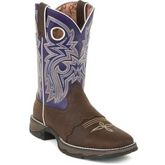DURANGO RD3576 10 Flirt Boots Cowboy Shoes Brown Womens  Our Price: $139.99