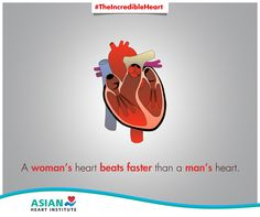 A delightful insight into a woman and man's heart! #TheIncredibleHeart #AsianHeartInstitute