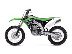 2013 Kawasaki KX450F AMSOIL 10W-40 Synthetic motor oil RePin this photo! #AMSOIL #AMA #motorcycle #MX