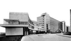 Van Nellefabriek, Rotterdam, architectenbureau Brinkman & Van der Vlugt, (1930/'27).