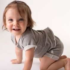 Loving my cozy jumpsuit...  #brooklynstyle #madeintheusa #babygift #nosnaps #jumpsuit #vingerhoet #nozipper #babyshower #newmom