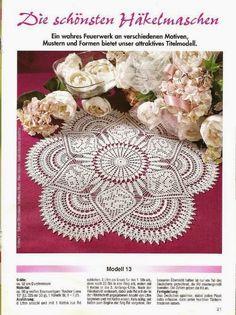 Kira scheme crochet: Scheme crochet no. 398