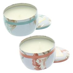 Boutique Luxury Candle In Small Tin £7.95