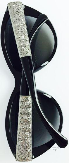 Chanel Bijoux Sunglasses   LOLO❤ Lunettes Solaires, Lunettes De Soleil,  Accessoires Haute Couture b02b757157d3