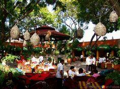 El Parian Tlaquepaque. Amazing courtyard restaurant.