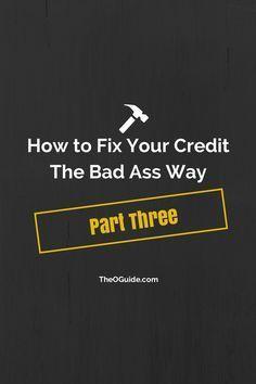 fix your credit, bad credit, credit repair