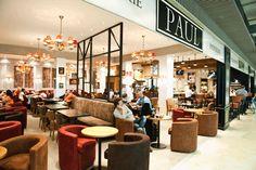 Restaurante Áreas en el aeropuerto Adolfo Suárez Madrid-Barajas