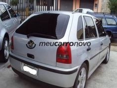 Volkswagen Gol Power 1.8mi Ger.4 4p 2001 - Meu Carro Novo