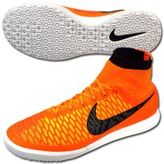 Details about Nike Magista X Proximo IC Indoor Soccer Shoes Orange