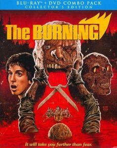 The Burning horror movie poster Slasher Scary Movies, Horror Movies, Slasher Movies, Horror Art, Hd Movies, Movies Free, Halloween Movies, Halloween Horror, Horror