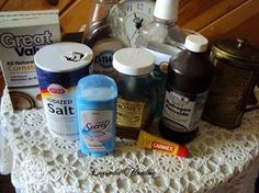 """DON'T LOSE THIS! """"Share"""" or Tag yourself so it is easy to find.♥♥♥  50 HOUSEHOLD TIPS   THIS IS LONG BUT SO TOTALLY AWESOME AND INFORMATIVE!!!!!  YOU NEED TO READ THIS!  Most people are watching their dollars and working off a budget to make ends meet. Many are also now looking for natural alternatives to live a more wholesome and chemical free life. Following are a few ways in which you can have both of the above. These uses are becoming more prevalent and are easy to do it yourself. So…"""