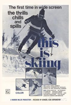 This is Skiing Posters hos AllPosters.no
