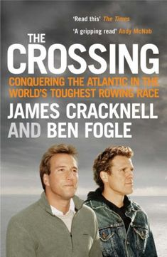 A #book review I have written about the adventures of TV Presenter Ben Fogle and Olympian James Cracknell as they rowed across the #Atlantic #Ocean.