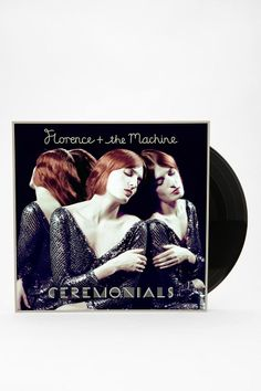 Florence & The Machine - Ceremonials 2xLP. Must have. I am a huge fan. #UrbanOutfitters