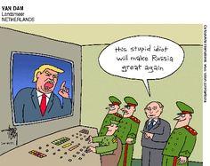 ViewsEurope Editorial Cartoon, October 21, 2016     on GoComics.com