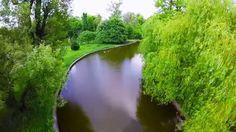 Gradina Botanica Bucuresti - filmare aeriana drona www,cotroceni.ro #CartierulCotroceni #Cotroceni #ghid #urban #GradinaBotanica Urban, Waterfall, The Originals, Film, World, Outdoor, Plant, Movie, Outdoors