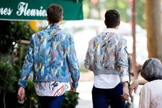 Dior Homme   Street Looks from Paris Menswear Week Spring/Summer 2016 61