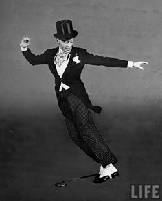 Fred Astaire-what a guy!