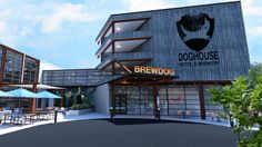 If you've been known to indulge in the occasional (or perhaps daily) shower beer, we have a hotel for you. Scottish brewery BrewDog is crowdfunding a new hotel in Ohio that will be right up your alley.