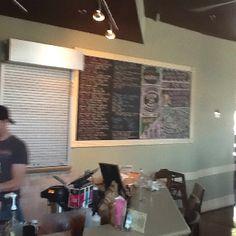 Benton Park Cafe St Louis Missouri