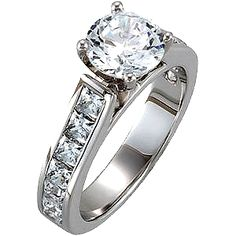 Belliveau   Nue Diamonds $963 <3 this ring!  #engagementring #manmadediamonds #engagement ring http://www.nuediamonds.com/product_info.php?products_id=931736