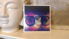 Check out this item in my Etsy shop https://www.etsy.com/listing/276302682/ceramic-tile-eye-wall