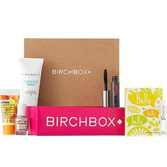 Birchbox: The smartest way to shop for beauty and grooming products. I want this. Would also make a cute gift for someone.