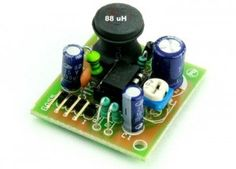 5V TO -12V Inverting Switching Regulator