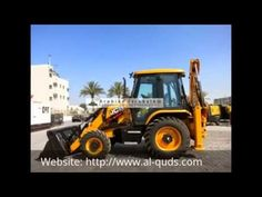 BACKHOE LOADER - 3DX Backhoe Loader, Tractors, Cats, Gatos, Cat, Kitty, Kitty Cats