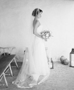 Black and white steals my heart every time.  . . . . Venue: @sanysidroranch  Florals @ella_and_louie  Planning @amazingdaysevents  HAMU @unveiledmakeup  Assistant @cpienaarphoto  Lab @photovisionprints