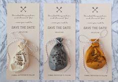 Save the Date Econômico - Balões Personalizados