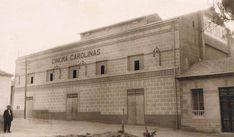 Cinema Carolinas, Calle Donoso Cortés, principios de 1930