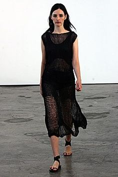Helmut Lang Spring 2002 Ready-to-Wear Fashion Show Collection