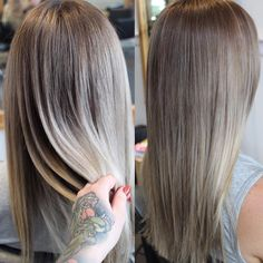 Tessa showing us why she's fully booked till the new year with this super seamless ashy balayage 😍 . Ashy Balayage, Fully Booked, Hair Boutique, Ash Blonde, Auckland, Hair Goals, Hairdresser, Salons, Stylists