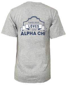 Alpha Chi Omega so getting this for me husband one day!