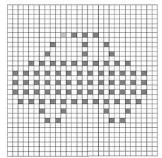 Knot Your Nana's Crochet: Car bobble square chart