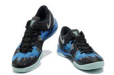 premium selection c2519 263e4 Kobe Viii Shoes 2013 Elite Blue Black Tiffany Blue Grey Jordan Shoes For  Sale, Cheap