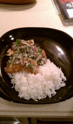 Low Iodine Dishes for Thyroid Cancer Radiation Treatment: Dish of the day : Steam Basmati Rice, Rosemary Chicken Cutlets with Cilantro Onion Mojo Nutrition Meal Plan, Nutrition Guide, Healthy Meal Prep, Healthy Eating, Nutrition Education, Foods With Iodine, Low Iodine Diet, Hypothyroidism Diet, Thyroid Diet