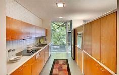 1950s Ralph Rapson-designed modernist property in Chanhassen, Minnesota, USA. Pinned by Secret Design Studio, Melbourne. www.secretdesignstudio.com