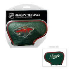 464a820586e NHL Minnesota Wild Blade Puttercovers by Team Golf.  15.29. Easily slips on  and off