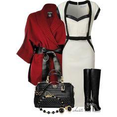Kimono Cardigan 2, created by christa72 on Polyvore