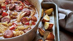 """Gumbo recipes have always been at the center of Mardi Gras festivities. Here, our favorite gumbo dishes. Few things say creole and Cajun quite like gumbo, and for Southerners an authentic gumbo recipe needs some classic recipe staples. With these gumbo recipes you can imagine that it is Mardi Gras any time of year, or that your kitchen table has transformed into one of the fine restaurants of New Orleans. You'll love our """"Big Easy"""" Gumbo, and the Chicken-Andouille Gumbo with Roasted…"""